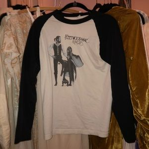 VINTAGE FLEETWOOD MAC RUMORS TOUR SHIRT
